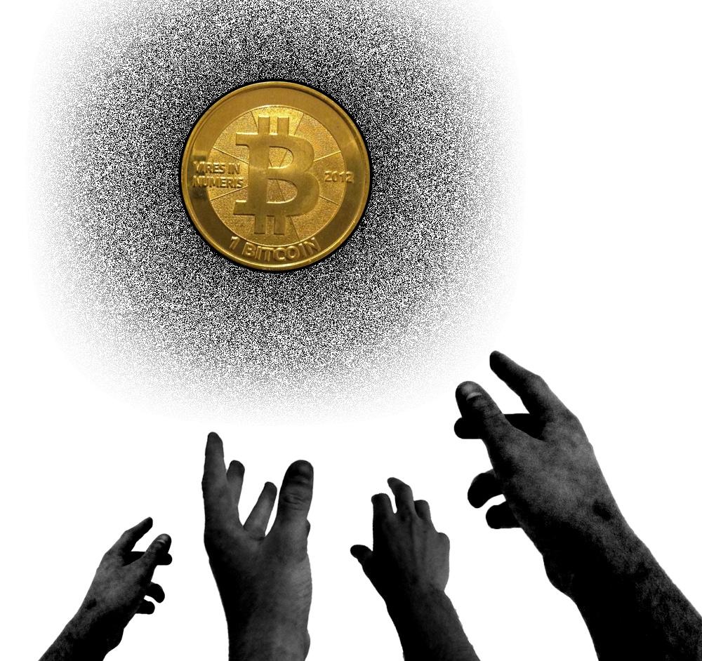 ビットコインのバブルと未来