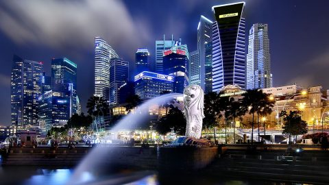 Singapore_Merlion_at_the_Bay