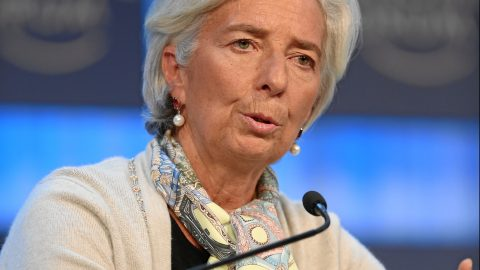 The Global Economic Outlook: Christine Lagarde