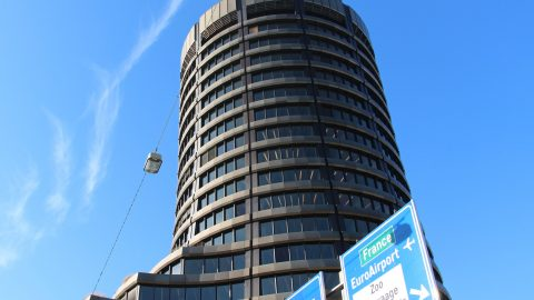 国際決済銀行-BIS