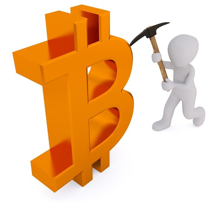 Bitcoin Mining Crypto-currency Btc Money Crypto